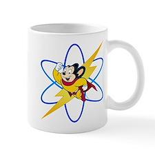 Mighty Mouse Lighting Atom Mugs