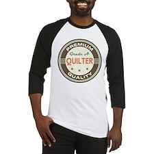 Quilter Vintage Baseball Jersey