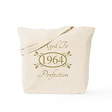 1964 Birth Year (Elegant) Tote Bag