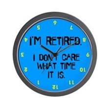 retiredclock.png Wall Clock
