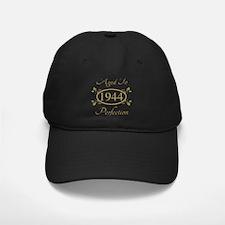1944 Birth Year (Elegant) Baseball Hat