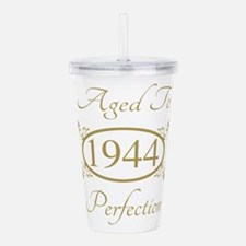 1944 Birth Year (Elega Acrylic Double-wall Tumbler