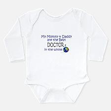 World greatest mom Long Sleeve Infant Bodysuit