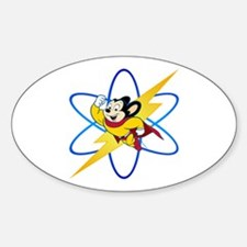 Mighty Mouse Lighting Atom Decal