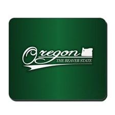 Oregon State of Mine Mousepad
