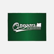 Oregon State of Mine 5'x7'Area Rug