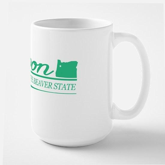 Oregon State of Mine Mugs