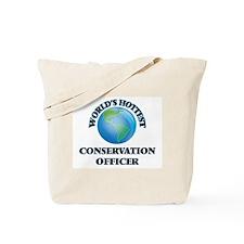 World's Hottest Conservation Officer Tote Bag