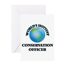 World's Hottest Conservation Office Greeting Cards
