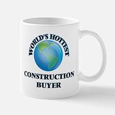 World's Hottest Construction Buyer Mugs