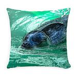Swimming Seal Master Pillow