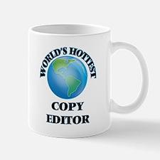 World's Hottest Copy Editor Mugs
