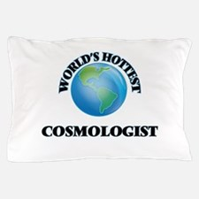 World's Hottest Cosmologist Pillow Case