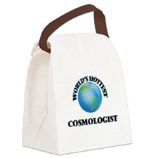World's Hottest Cosmologist Canvas Lunch Bag