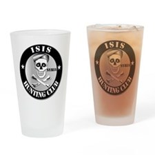 ISIS Hunting Club - Syria Drinking Glass