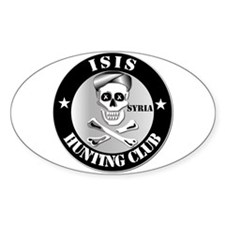 ISIS Hunting Club - Syria Decal