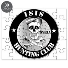 ISIS Hunting Club - Syria Puzzle