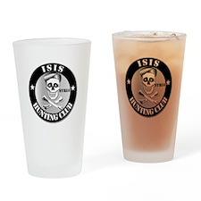 ISIS Hunting Club - Syria Drinking Glass