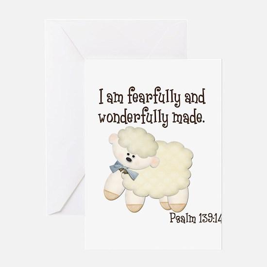 Wonderfullymade_Sheep Greeting Cards