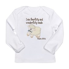 Wonderfullymade_Sheep Long Sleeve T-Shirt