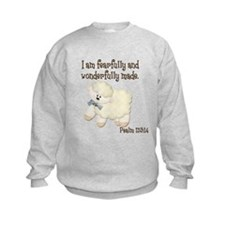 Wonderfullymade_Sheep Sweatshirt