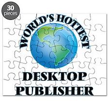 World's Hottest Desktop Publisher Puzzle