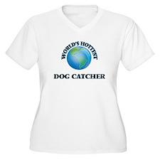 World's Hottest Dog Catcher Plus Size T-Shirt