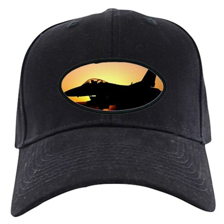 F-16 Fighting Falcon Sortie Black Cap