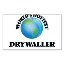 World's Hottest Drywaller Decal