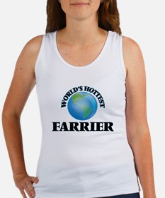 World's Hottest Farrier Tank Top