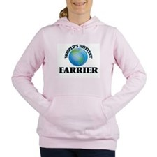 World's Hottest Farrier Women's Hooded Sweatshirt