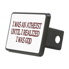 I was an atheist Hitch Cover