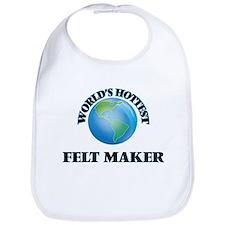World's Hottest Felt Maker Bib