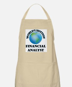 World's Hottest Financial Analyst Apron