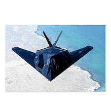 F117 Stealth Fighter Postcards (8)