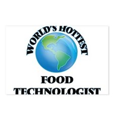 World's Hottest Food Tech Postcards (Package of 8)