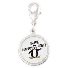 Happy Feet Penguin Charms