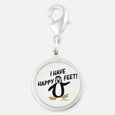 Happy Feet Penguin Charms