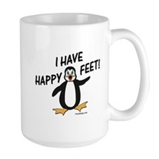 Happy Feet Penguin Mugs