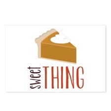 Sweet Thing Postcards (Package of 8)