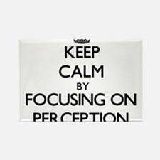 Keep Calm by focusing on Perception Magnets