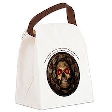 Unique Defend Canvas Lunch Bag