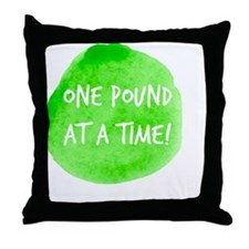 Cool Nutrition Throw Pillow