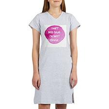 Cute Fitness Women's Nightshirt