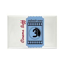 Cinema Buff Magnets