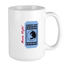 Movie Night Mugs
