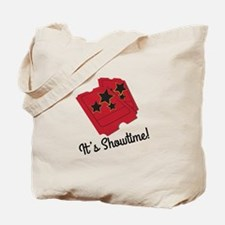 Its Showtime Tote Bag