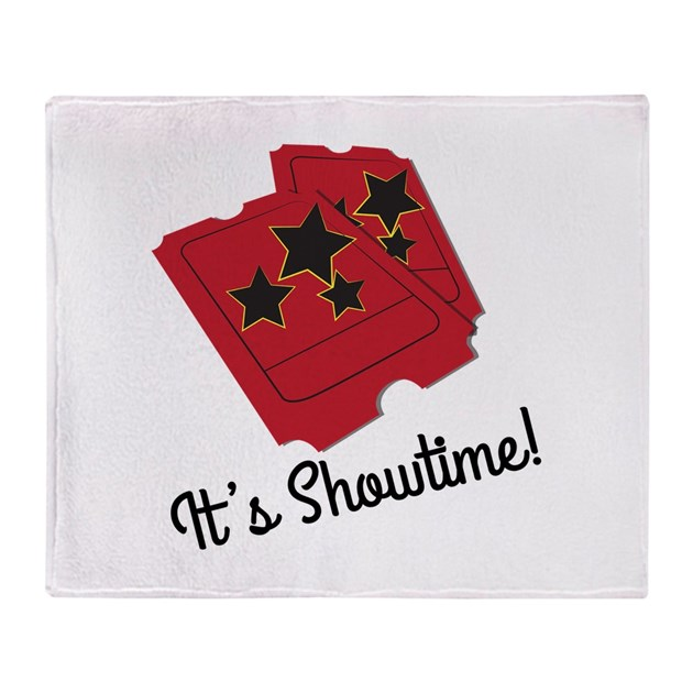 its showtime throw blanket by windmill19. Black Bedroom Furniture Sets. Home Design Ideas