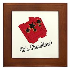 Its Showtime Framed Tile