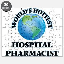 World's Hottest Hospital Pharmacist Puzzle